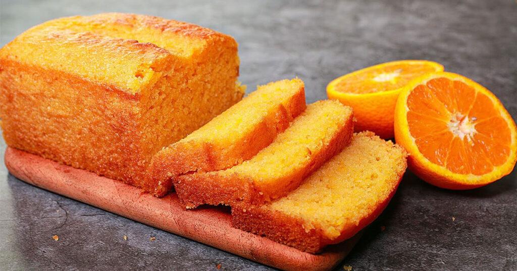 طريقة تحضير كيكة البرتقال بالخلاط