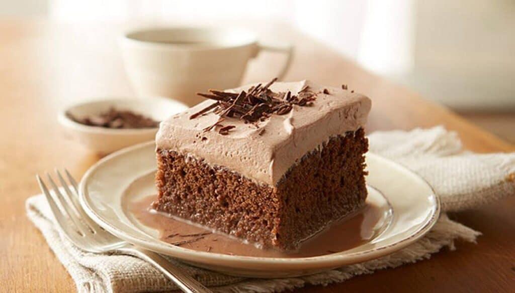 طريقة تحضير كيكة كيتو بالشوكولاتة