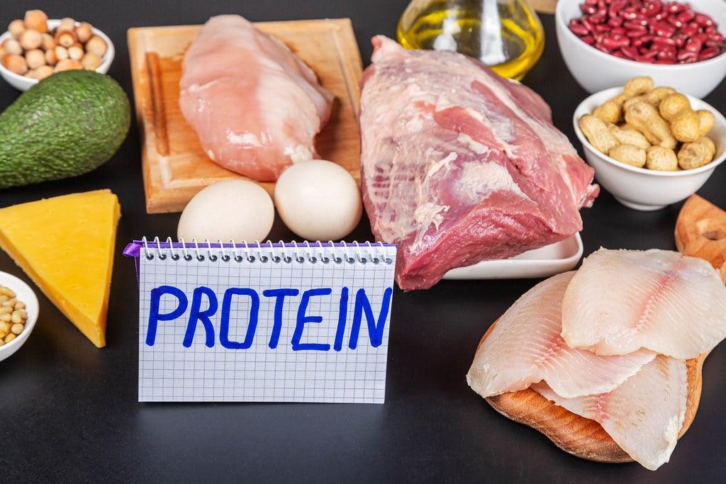 البروتينات