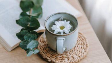 الشاي الأبيض للتنحيف