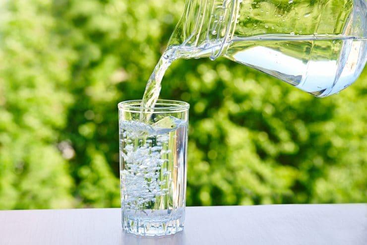 الماء ثم الماء