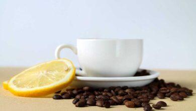 النسكافيه والليمون للتنحيف