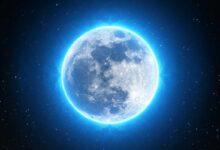 متى يكتمل القمر؟ وكيف تؤثر طاقة البدر علينا؟