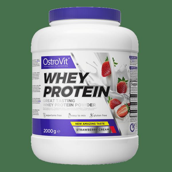 مكملات البروتين