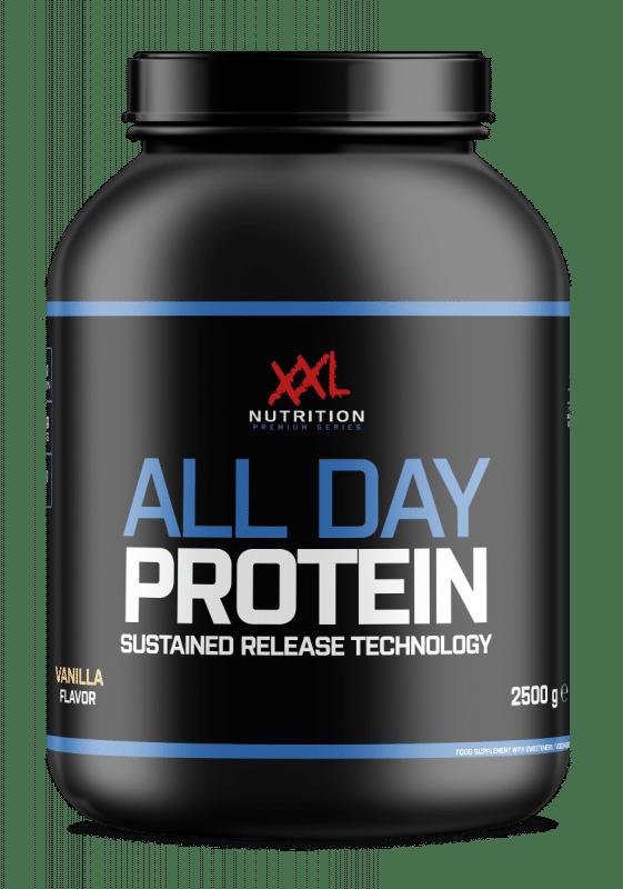 مكمل البروتين