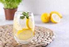 شرب الليمون على الريق ... 14 فائدة و6 أضرار