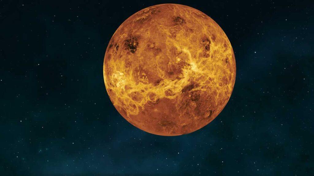 2 – كوكب الزهرة Venus