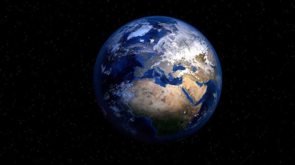 3 – كوكب الأرض Earth