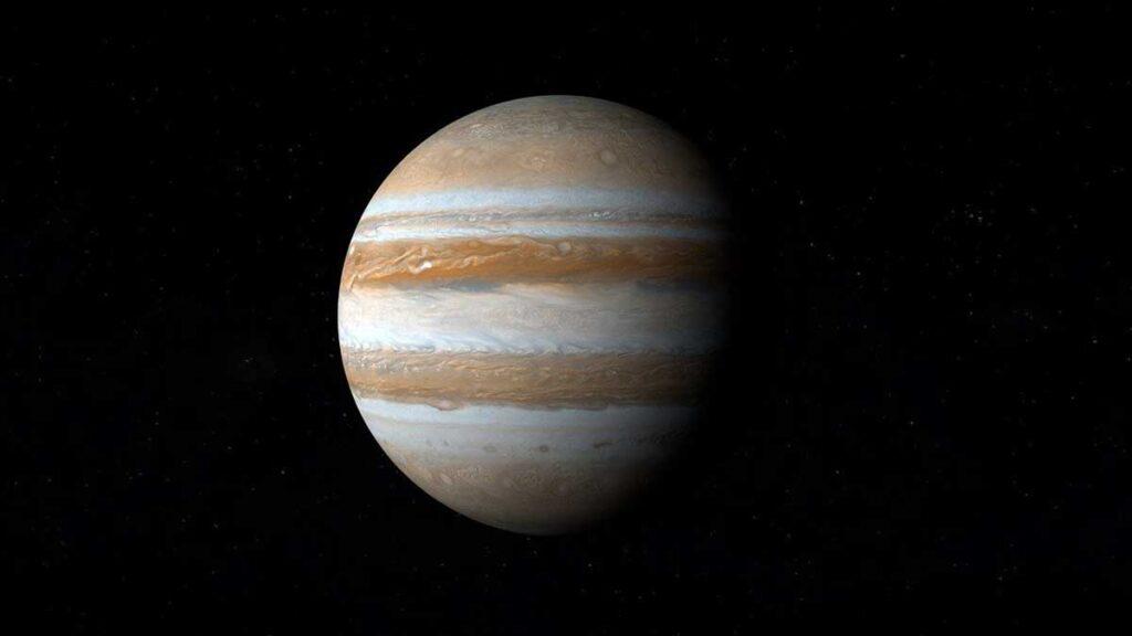 5 – كوكب المشتري Jupiter