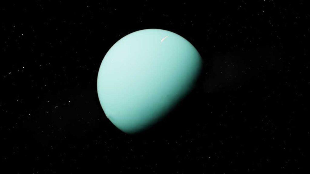 7 – كوكب أورانوس Uranus